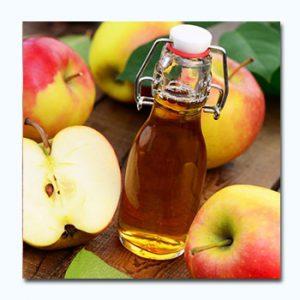 سرکه-سیب